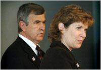 Mike Johanns & Susan Schwab